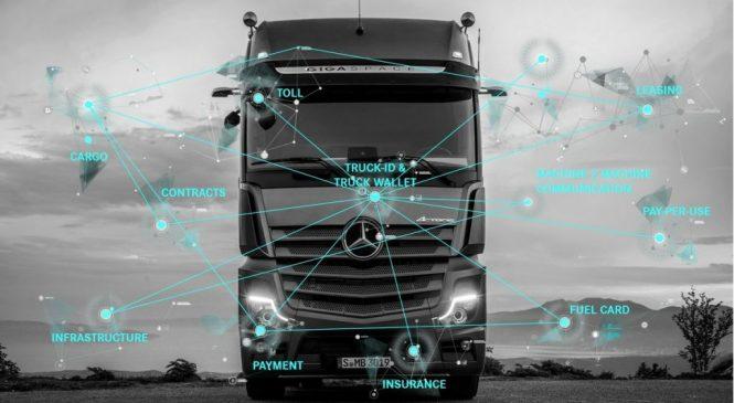 O caminhão como responsável pelos pagamentos