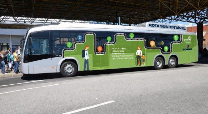 Scania cria projeto para destacar roteiros e iniciativas sustentáveis pelo Brasil