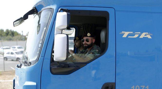 Portugal: com caminhoneiros em greve, militares abastecem postos