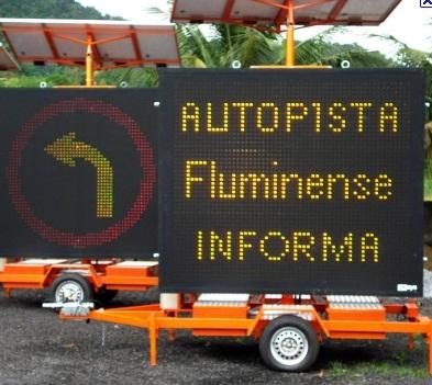 Pedágio mais caro na Autopista Fluminense (BR-101/RJ) a partir de sexta-feira (16)