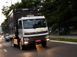 Teste com VW e-Delivery supera expectativas