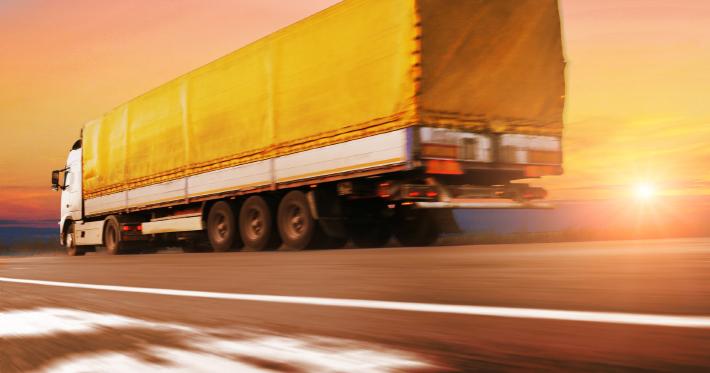Estudos do DECOPE indicam que o TRC ainda espera a recuperação do valor do frete rodoviário de carga
