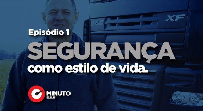 DAF Caminhões oferece dicas de segurança para caminhoneiros