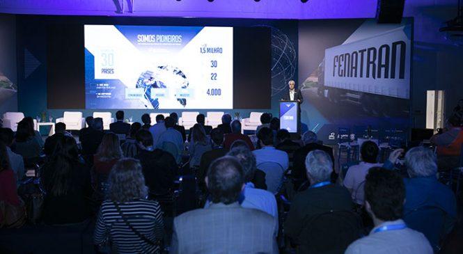 Anfir registra aumento de 119% no número de marcas expositoras na FENATRAN 2019