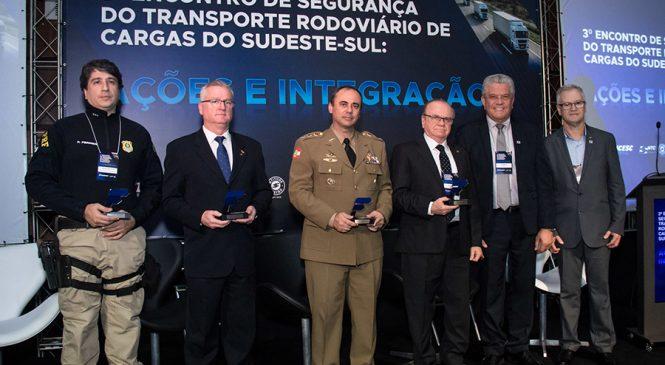 3º Encontro de Segurança do Transporte Rodoviário de Cargas do Sudeste-Sul