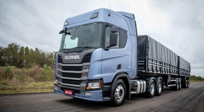 Scania apresenta o Premium Flexível com redução de até 25% no custo da manutenção total do caminhão