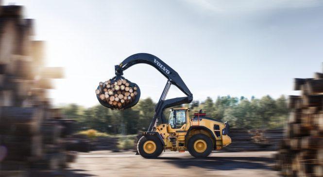 Volvo CE e Linck apresentam suas soluções para o setor florestal na Lignum Latin America 2019