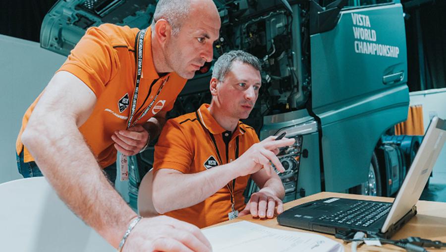 Volvo abre inscrições para o VISTA, a maior competição de mecânicos do mundo