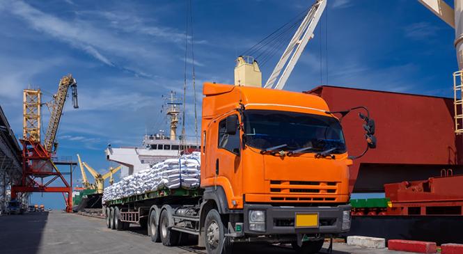 Demanda por serviços de transporte acumula queda de 2,5% em sete meses