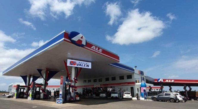 Posto de combustíveis com área de 120 mil metros quadrados é inaugurado no Maranhão