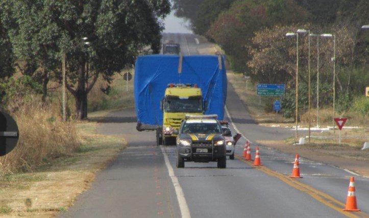 Estado de São Paulo acaba com exigência de Escolta Policial para acompanhamento de cargas excedentes