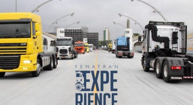 Fenatran Experience: descubra os caminhões e veículos comerciais confirmados no test-drive