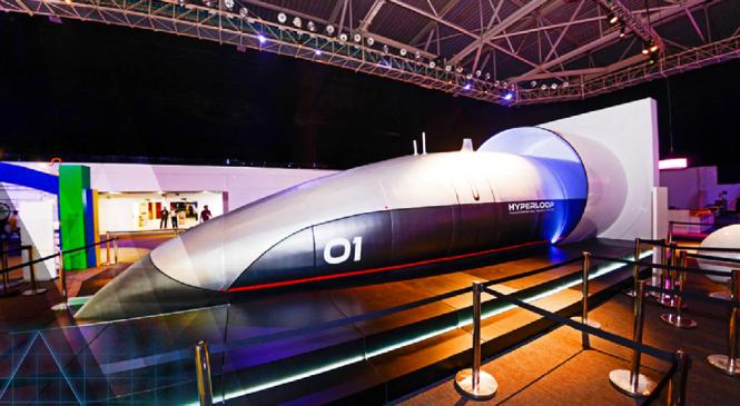 Já pensou em ir de SP até MG em 35 min? Conheça o inovador Hyperloop
