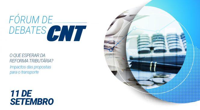 CNT realiza debate inédito sobre reforma tributária