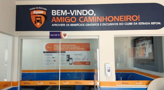Clube da Estrada Repom em Urânia já ofereceu quase 2 mil atendimentos gratuitos para caminhoneiros