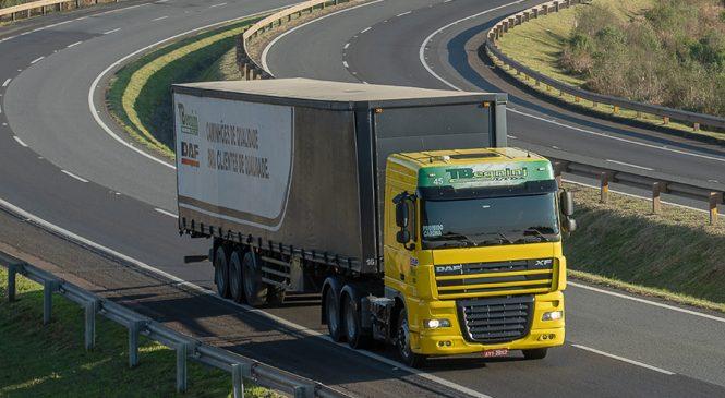 Caminhão DAF chega a 1 milhão de quilômetros