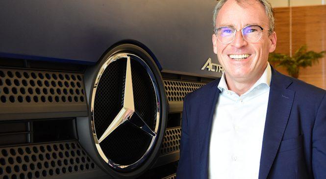 Mercedes-Benz do Brasil tem novo diretor de Compras