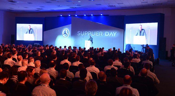 Mercedes-Benz anuncia fornecedores vencedores do Prêmio Interação