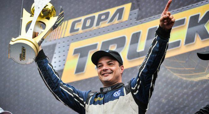 Paulo Salustiano é campeão da Quarta Copa e obtém última vaga para Grande Final