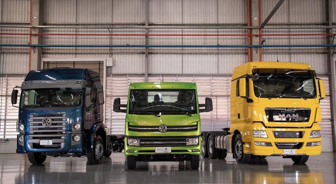 VW Caminhões e Ônibus traz caminhões elétricos e novidades dos leves aos extrapesados para a Fenatran 2019