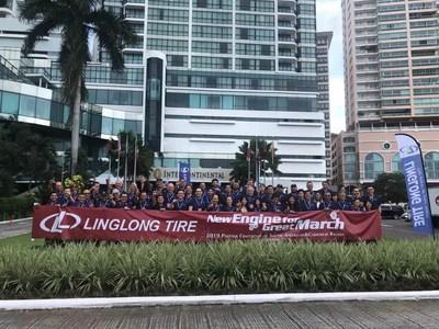 Conferência da Linglong Tire Partner para a Região Sul Americana e Caribenha 2019 realizada na Cidade do Panamá