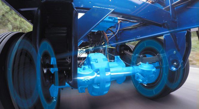 Empresas Randon lançam exclusivo semirreboque com sistema de tração auxiliar elétrica