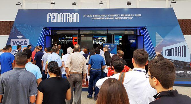 FENATRAN e MOVIMAT: mais de 60 mil visitantes e R$ 8.5 bilhões em oportunidades de negócios