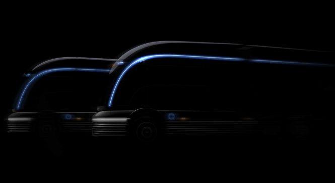 Hyundai Neptune será caminhão de estilo futurista movido a hidrogênio