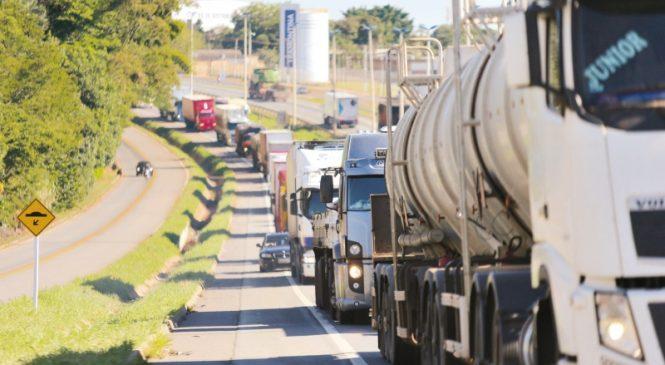 Representantes de transportes vão poder opinar na nova tabela do frete