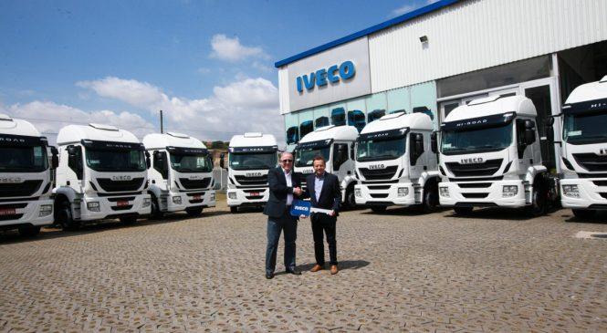 Iveco e Grupo SADA reforçam parceria com aquisição de 50 Hi-Roads