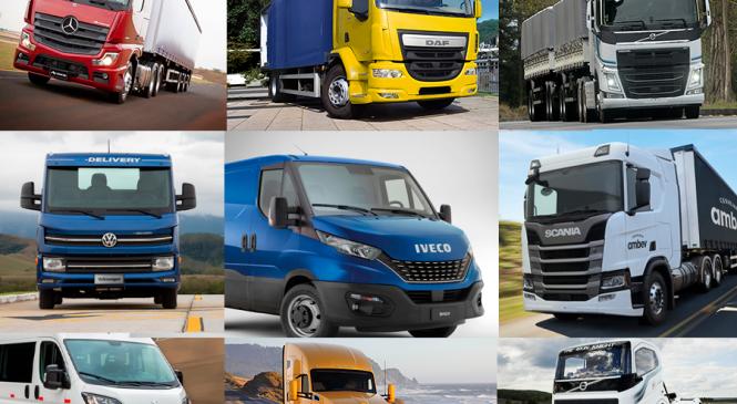 FENATRAN 2019 reunirá as principais novidades do mercado de transporte rodoviário de cargas