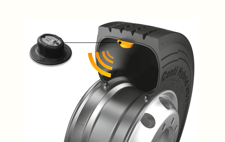 Continental demonstra suas soluções de monitoramento digital de pneus na Fenatran 2019