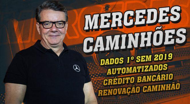 [VÍDEO] O Rei dos Extrapesados – exclusiva com Roberto Leoncine Mercedes-Benz caminhões