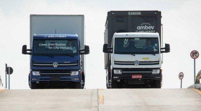 CATL e VWCO cooperam para acelerar eletrificação de veículos comerciais em âmbito global