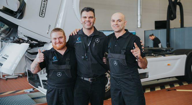 Mecânico brasileiro da rede Mercedes-Benz vence competição mundial na Alemanha