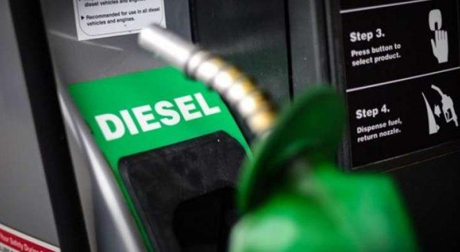 Com nova alta, preço do diesel alcança média do pico da crise dos combustíveis, revela Ticket Log