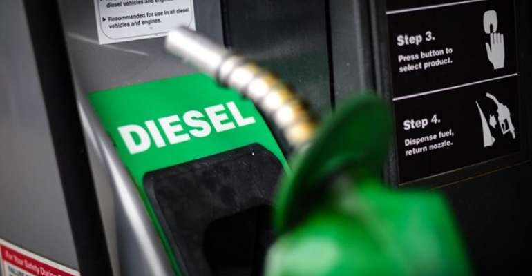 Preço do diesel começa o ano com alta, revela Ticket Log