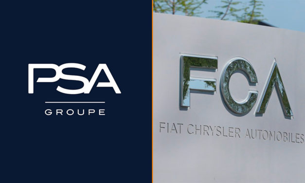 FCA e PSA confirmam fusão de € 40 bilhões