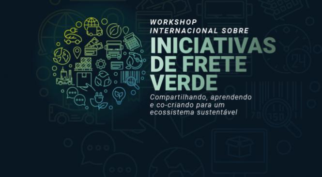 Iniciativas de frete verde serão tema de workshop internacional na CNT