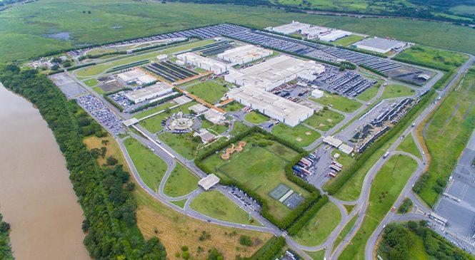 VWCO celebra 23 anos de fábrica como pioneira na mobilidade elétrica no Brasil