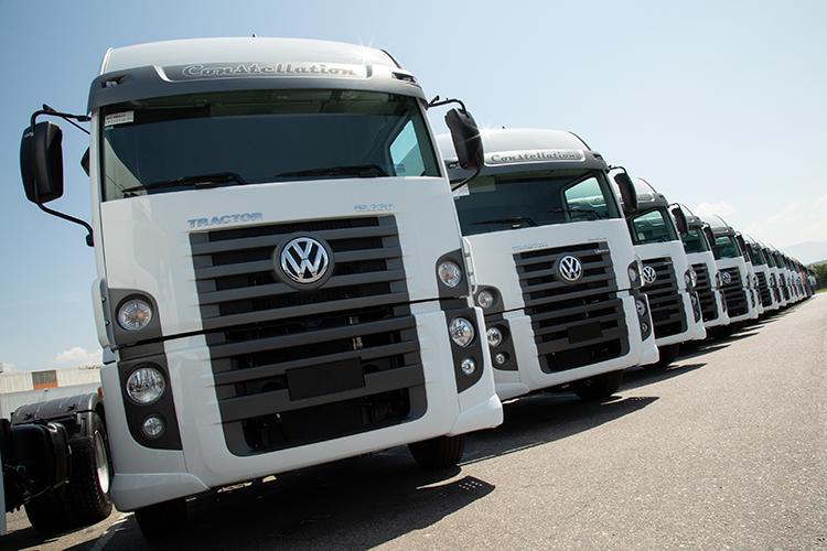 Ouro Verde fecha sua maior negociação do ano com a Volkswagen Caminhões e Ônibus