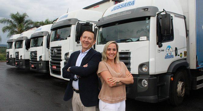 Uma das maiores empresas de laticínios do Brasil adquire 20 caminhões Volkswagen