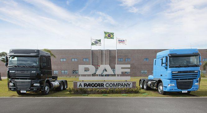 DAF Caminhões recebe Certificação OEA-Conformidade