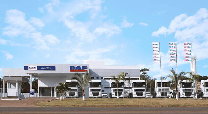 DAF Avanthy inaugura concessionária em Marabá