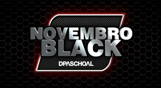 DPaschoal promove Novembro Black