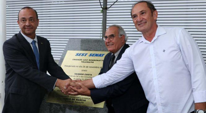 SEST SENAT inaugura a 150ª unidade em Toledo (PR)