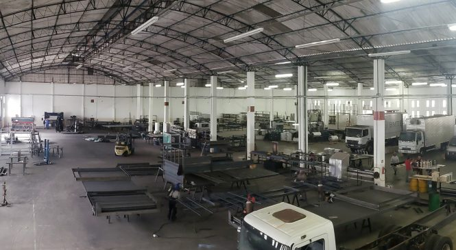 Com investimentos na ordem de R$ 1 mi, 4TRUCK inaugura nova fábrica em Guarulhos