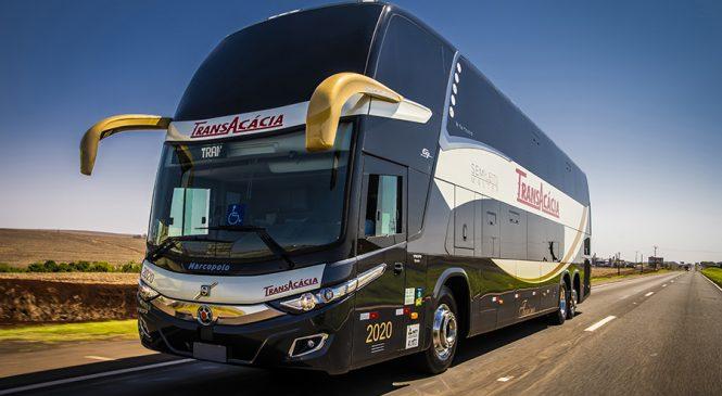 Volvo entrega ônibus com nova geração de tecnologias de segurança ativa