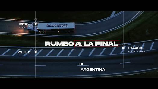 Bridgestone lança websérie que retrata a jornada de caminhoneiros até a final da CONMEBOL Libertadores 2019