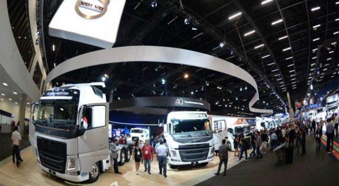 Clima de otimismo para os negócios da Volvo no país